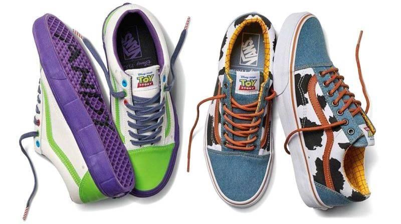 Vans Toy Story Uk Release