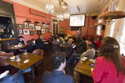 Pint of Science is now in its third year, with hundreds of events taking place in the UK this May