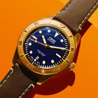 Oris Divers Sixty-Five, Carl Brashear special edition