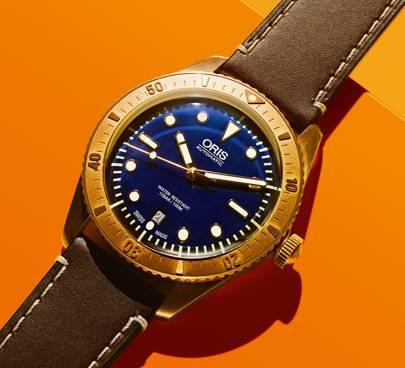Oris Divers Sixty-Five, Carl Brashear special edition