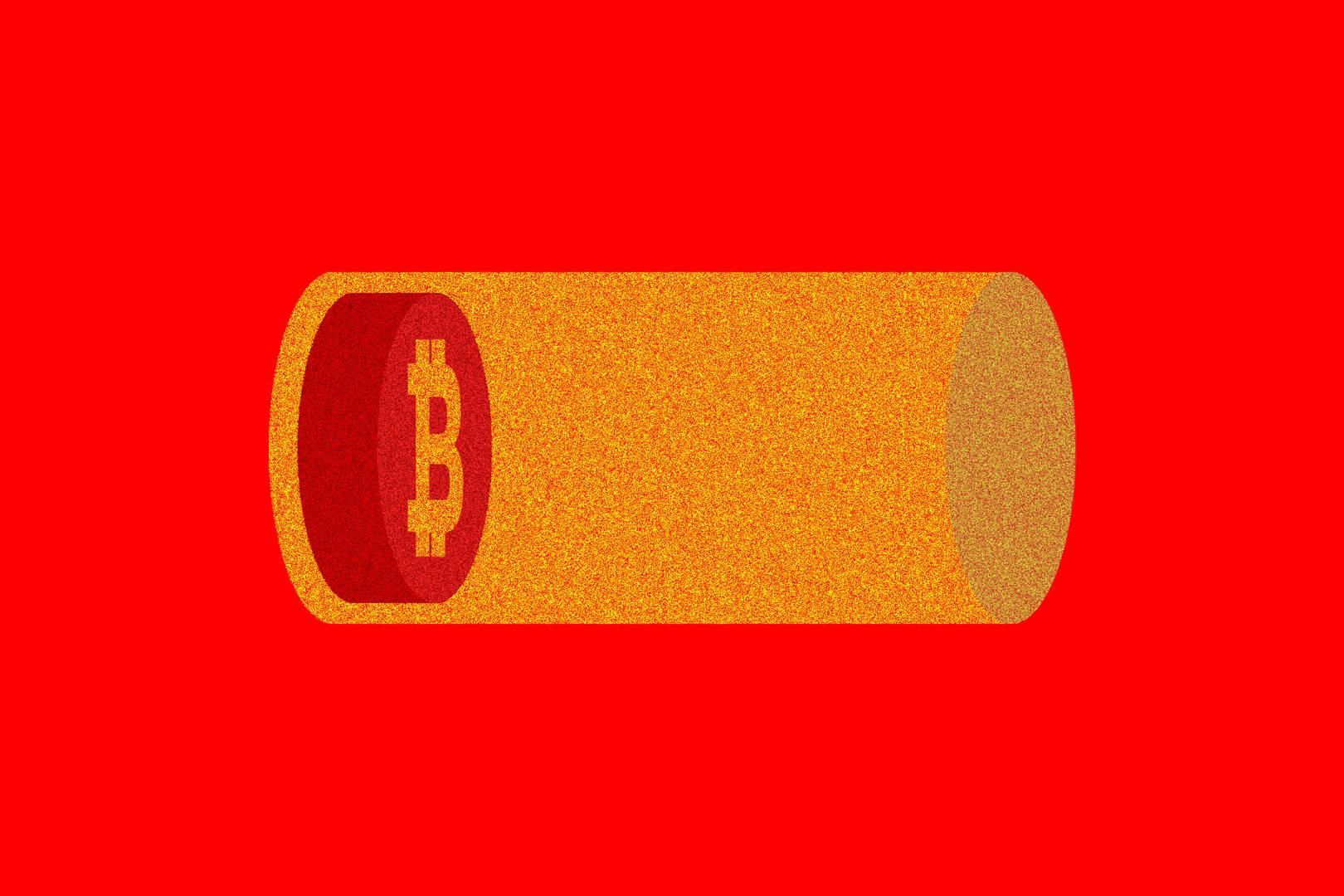 In China, bitcoin mining moguls are scrambling to survive