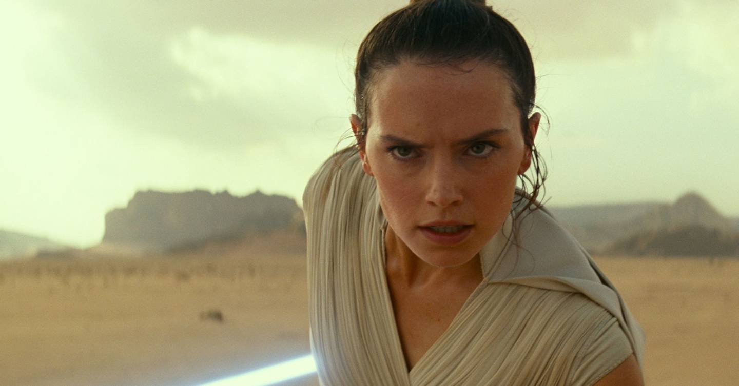 The Rise of Skywalker is the mess you get when you listen to Reddit