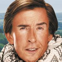 Alan Partridge's new book cover Nomad