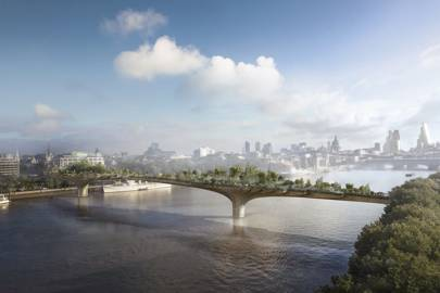 Public cost of Londons Garden Bridge could reach 50 million