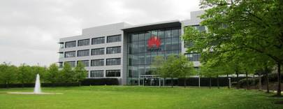 Huawei UK headquarters