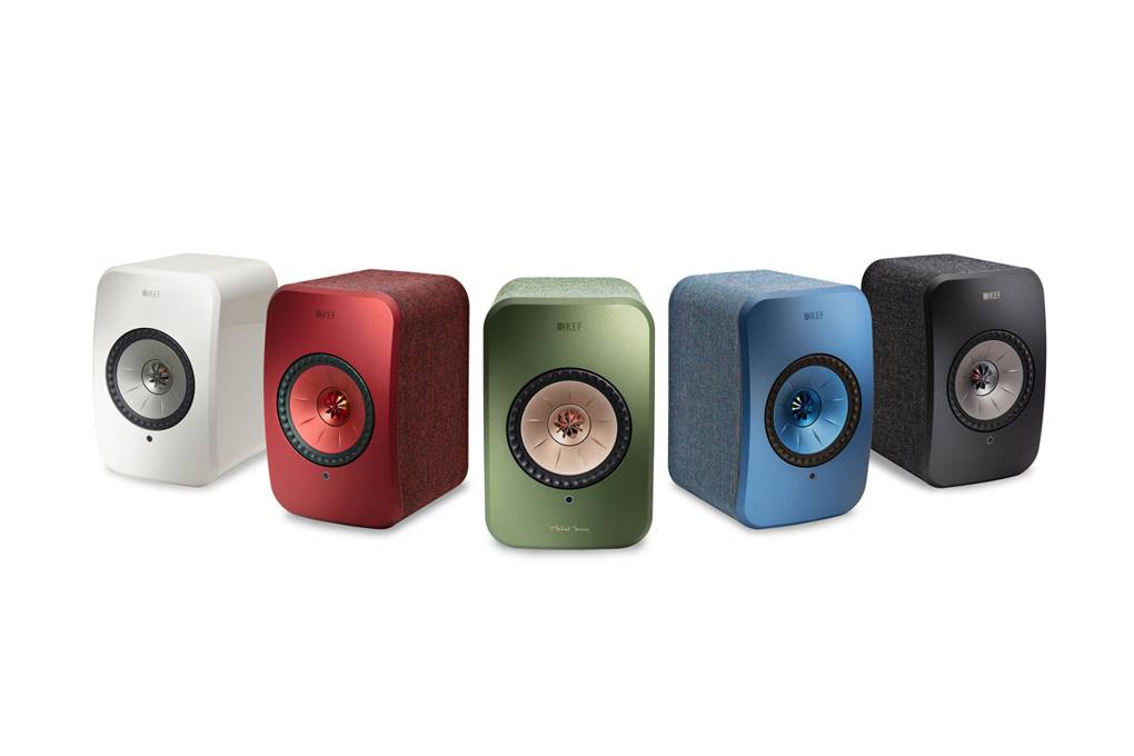 KEF LSX review: a spectacular compact speaker system | WIRED UK