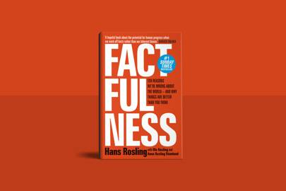 WIRED Book Club: We're reading Factfulness, by Hans Rosling