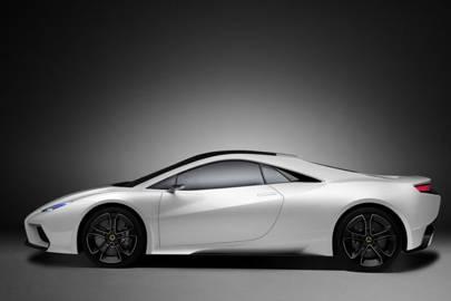 Lotus Esprit hybrid