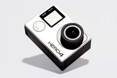 New GoPro camera shoots in 4K