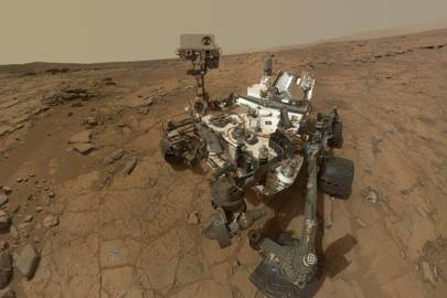Curiosity detects first burps of potential life on Mars