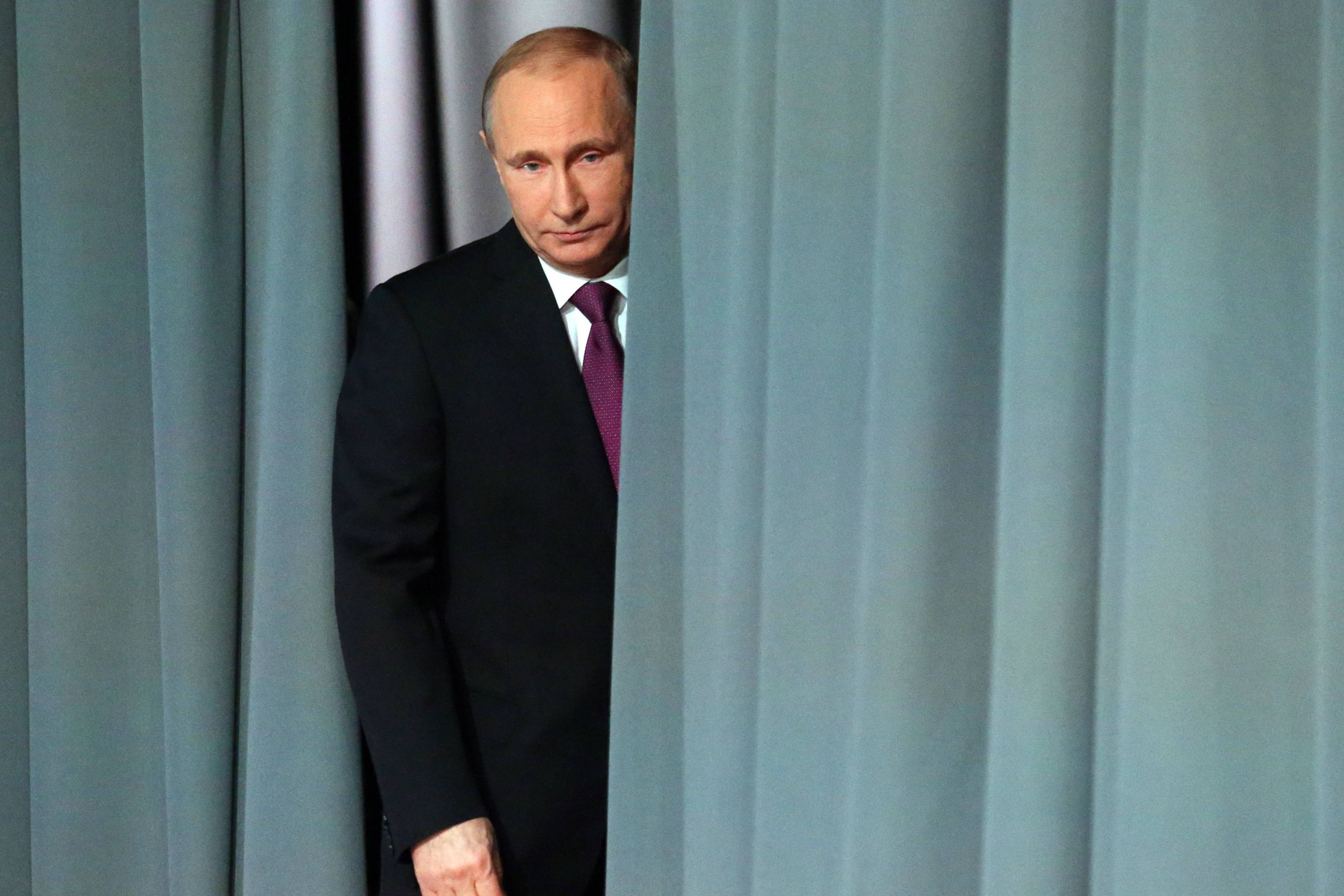 To protect Putin, Russia is spoofing GPS signals on a massive scale