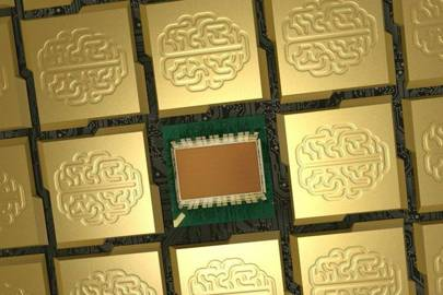 IBM reveals 'brain-like' chip with 4,096 cores