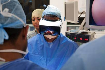 Shafi Ahmed is a surgeon and and co-founder of VR and AR firm Medical Realities