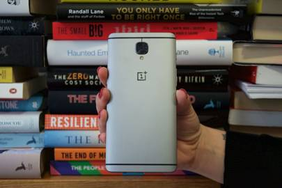 "At the launch for its latest flagship phone, the OnePlus 3 (pictured), CEO Pete Lau said the company would concentrate on one ""true flagship"" line"