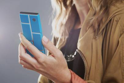 The modular phone from Google