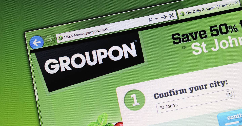 groupon business login