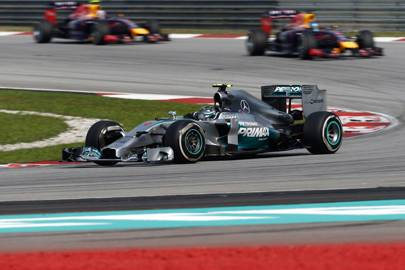 Why Mercedes is owning this Formula 1 season