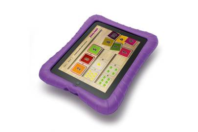 Apple iPad with M-edge Supershell