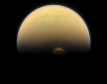 Cassini haze