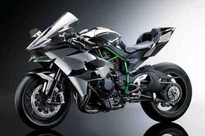 Kawasaki creates 300HP motorcycle