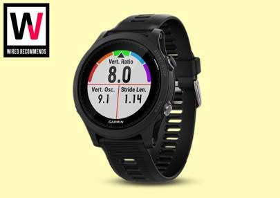 Running watch: Garmin Forerunner 935