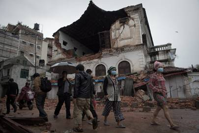 How Nepal's earthquake was mapped in 48 hours