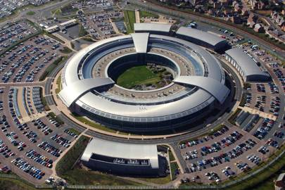 GCHQ in Cheltenham, Gloucestershire