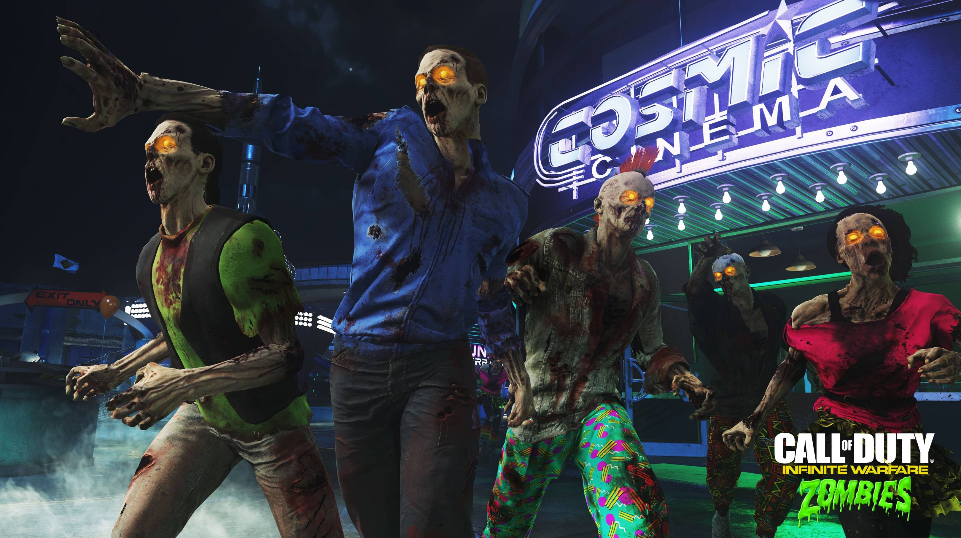 Call of Duty: Zombies in Spaceland hands-on review | WIRED UK Zombies Spaceland Call Of Duty Map on red dead redemption zombie maps, real zombie maps, call of duty 3 maps, world at war zombie maps, call of duty mp maps, call of duty 4 maps, cod zombie maps, call of duty waw maps, minecraft zombie maps, call of duty: modern warfare 3, call of duty custom maps, halo zombie maps, call of duty advanced warfare maps, call of duty: finest hour, call of duty ghosts maps, call duty black ops zombie maps, left 4 dead zombie maps, call of duty 2 maps, black ops 2 maps, call of duty: roads to victory,