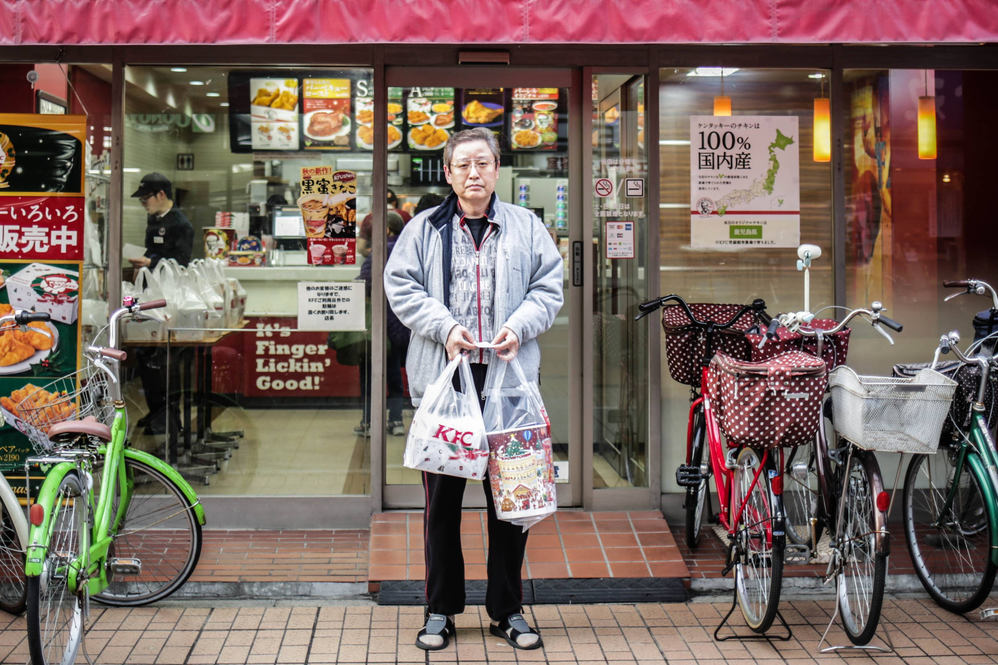 The curious tale of how Japan got hooked on KFC at Christmas
