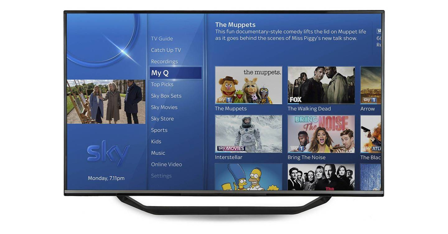 sky q set top box out now price and hands on wired uk