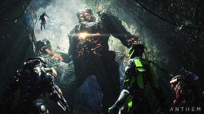 How Bioware Designed Anthem S Hulking Mech Characters Wired Uk