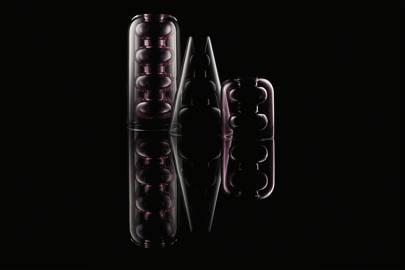 3.Glassware: Tom Dixon Bump
