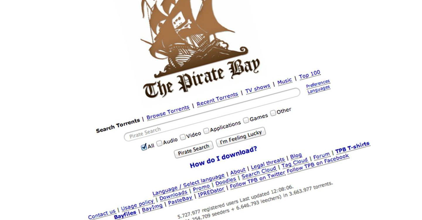 Pirate Bay mirror is proxy-friendly, bypasses UK ban | WIRED UK