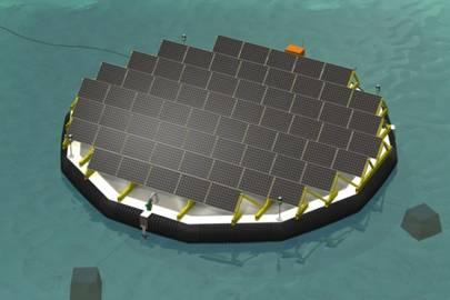 Solar Islands