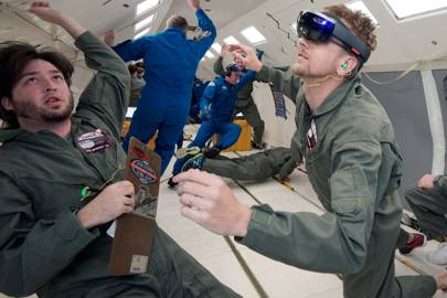 HoloLens is about to transform the space station