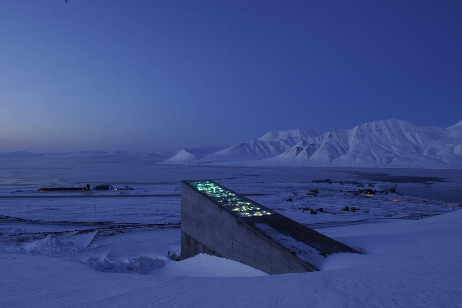 Svalbard S Global Seed Vault Is Being Expanded To Offer Extreme