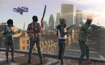Watch Dogs Legion imagines London's collapse into a post-Brexit fascist hell