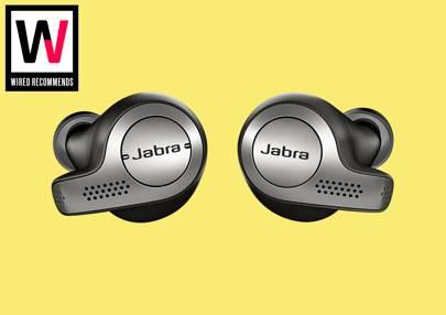 Wireless earbuds: Jabra Elite 65t