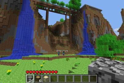 Minecraft Wii U Edition Vanishes From Pegi Site Wired Uk