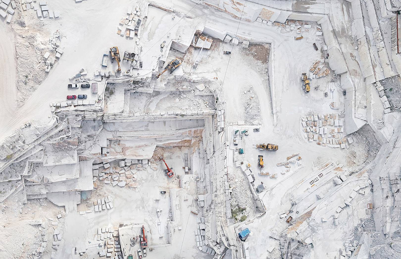 This mine has produced more marble than anywhere on Earth | WIRED UK