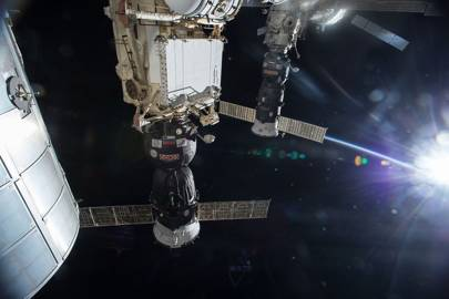 Lost ISS supply ship will plummet to Earth