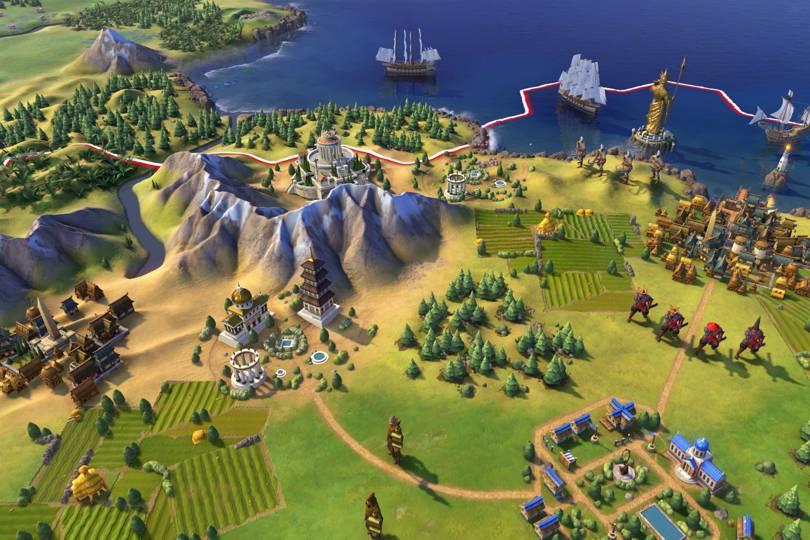 Civilization 6 release date in Perth