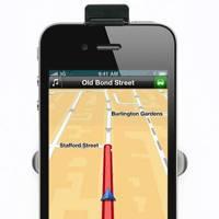 TomTom Europe iPhone app & car kit / iPhone 4