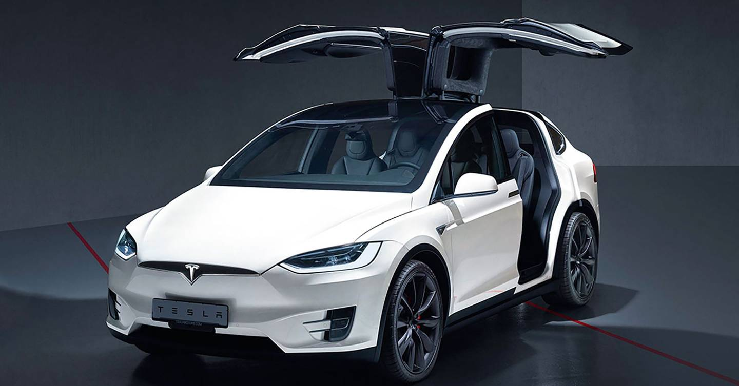 tesla model x car review release date features and prices wired uk. Black Bedroom Furniture Sets. Home Design Ideas
