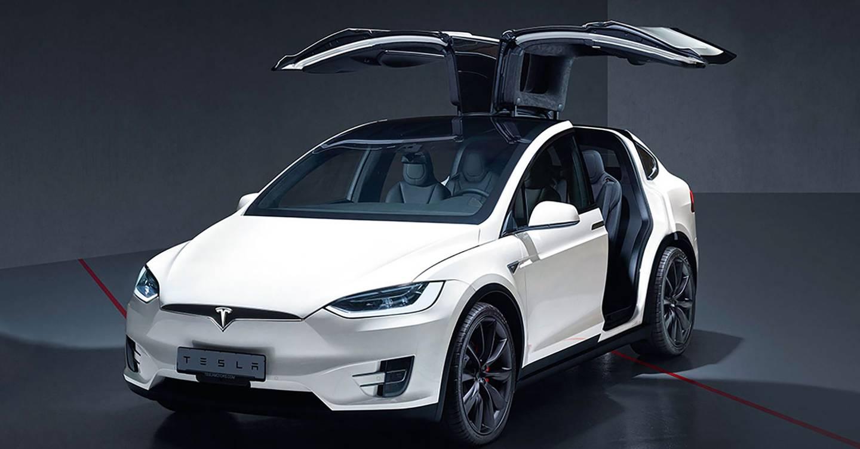 Tesla Model S Car Battery