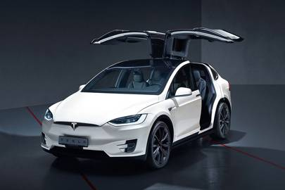 Tesla Model X review: exceptionally complex but very cool