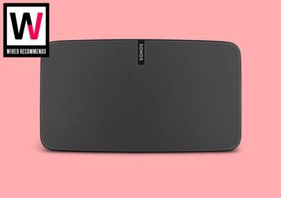 Wireless Multi-Room Speaker: Sonos Play:5