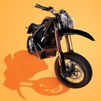 Long-range motorbike
