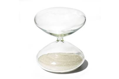 Ikepod HGS80 hourglass