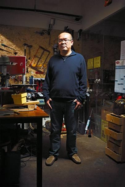 XinCheJian co-founder David Li